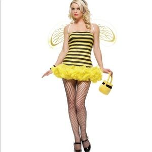 Honey Bee 🐝 Costume